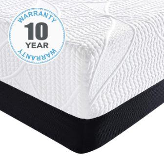 Classic Brands Cool Gel Memory Foam 14-Inch Mattress Review