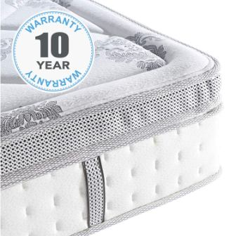 Classic Brands Gramercy Hybrid 14-Inch Mattress Review