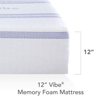 Classic Brands Vibe Mattress Review