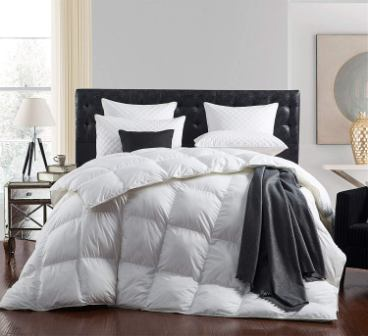 Egyptian Bedding Luxurious Goose Down Comforter Review