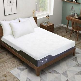 HIFORT10-Inch Memory Foam Mattress Review