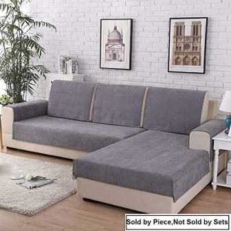 Marvelous Top 15 Best Sectional Couch Covers In 2019 Pabps2019 Chair Design Images Pabps2019Com