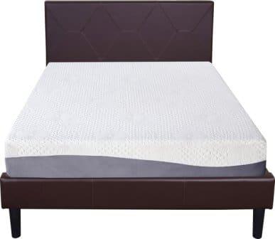 Olee Sleep 10-Inch Aquarius Mattress Review