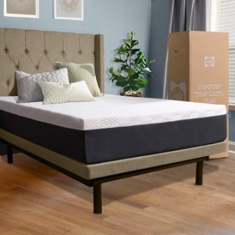 Sealy 12-Inch Memory Foam Mattress Review