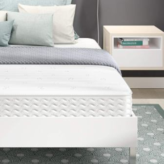 Signature Sleep Mattress 8 Inch Coil Mattress Review