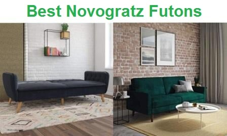 Top 10 Best Novogratz Futons in 2019
