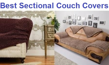 Fantastic Top 15 Best Sectional Couch Covers In 2019 Creativecarmelina Interior Chair Design Creativecarmelinacom