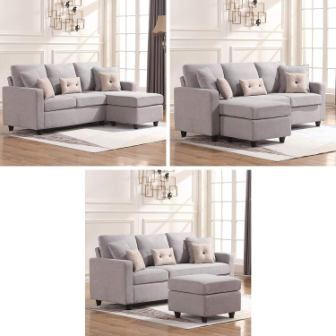 new product 71e9d b0b18 Top 15 Best Sectionals under 1000 in 2019 - Complete Guide