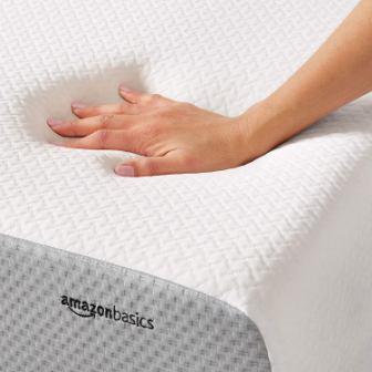 AmazonBasics 12 inch Memory Foam Mattress Review
