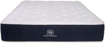 "Brooklyn Bedding Signature 11"" Hybrid Mattress Review"
