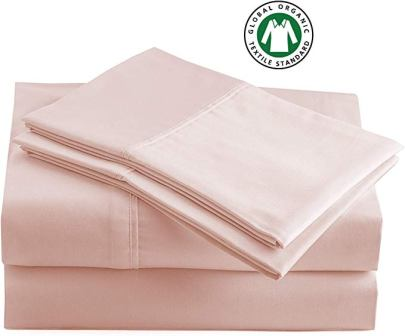 Casa Platino Sheet Set – Sepia Rose