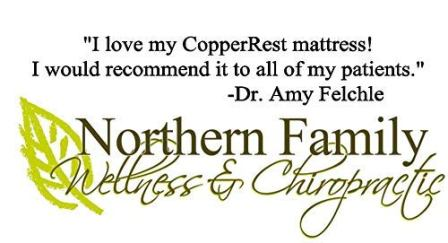 """CopperRest Sleep 13"""" Gel Infused Latex Mattress Review"""