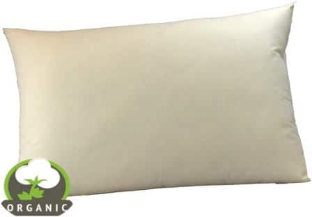 MoonRest Organic Standard Pillow