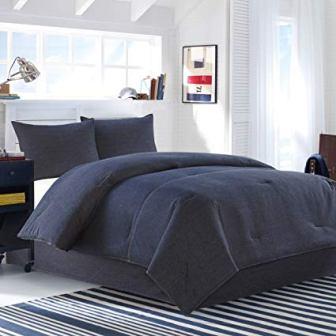 Nautica Seaward 3-Piece Denim Comforter Set