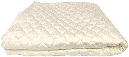 OrganicTextiles Organic Cotton Mattress Pad