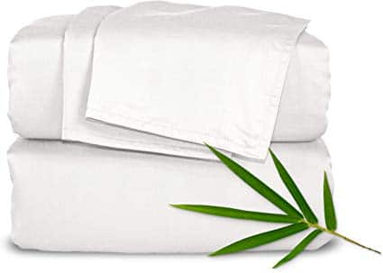 Pure Bamboo Sheets – Four-piece Set