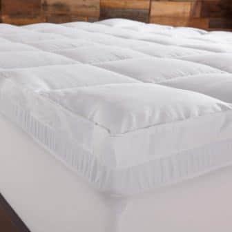 Sleep Innovations Gel Memory Foam Mattress Topper Review