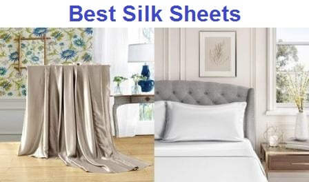 Top 15 Best Silk Sheets in 2019