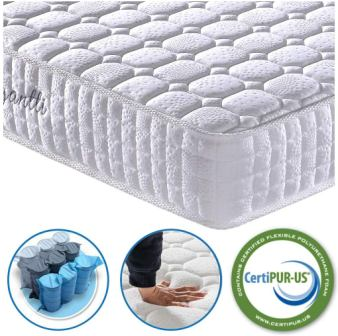 Vesgantii Multilayer Hybrid Mattress – Complete Review