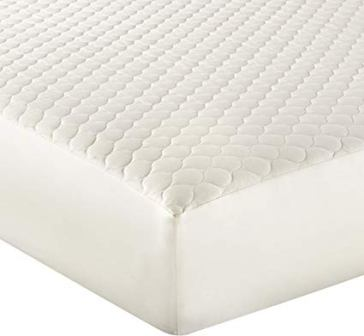 Whisper Organics 100% Cotton Quilted Organic Mattress Protector
