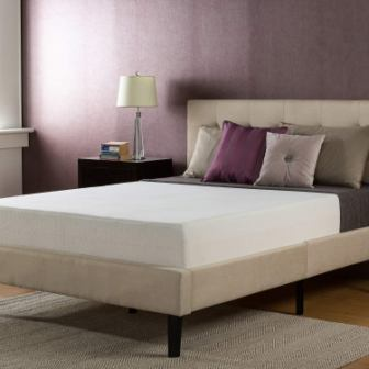 Zinus Ultima Comfort Memory Foam Mattress Review