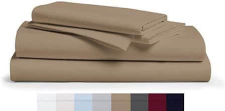 1000 Thread Count Bedding by Carressa Linen