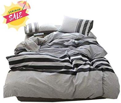 Amwan 3-Piece Reversible Luxury Twin Bedding Set