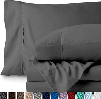 Bare Home Ultra-Soft Microfiber Sheets