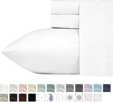 California Design Den Cotton Sheet Printed Set