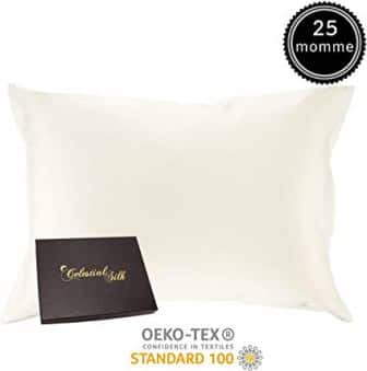 Celestial Silk 100% Silk Pillowcase