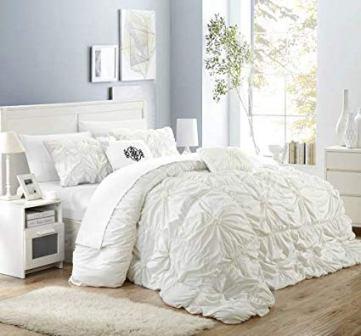 Chic Home Halpert 6 Piece Comforter Set