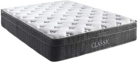 Classic Brands Celadon Mattress Review