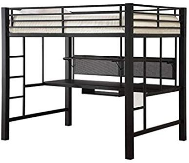 Coaster Home Furnishings' Avalon Full Workstation Loft Bed