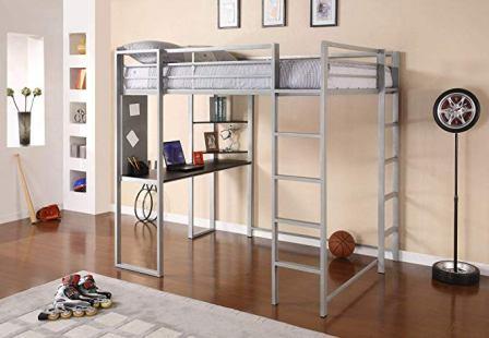 DHP Adobe Full Loft Bed