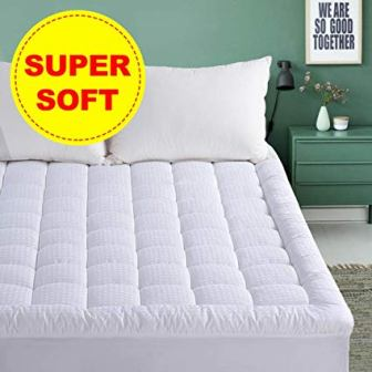EMONIA Quilted Mattress Topper