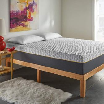 Early Bird 12-inch Hybrid Memory Foam and Spring Mattress