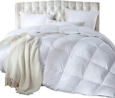 Egyptian Bedding Super Luxurious Goose Down Alternative Comforter
