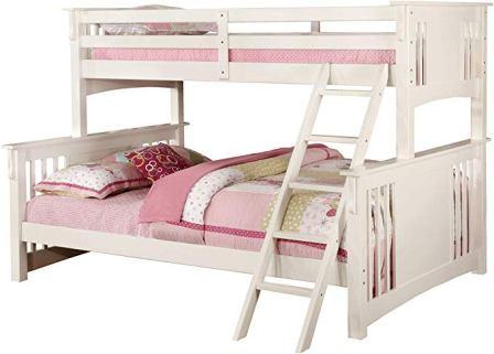 Furniture of America TwinXL-Queen Bunk Bed