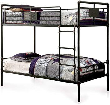 HOMES: Inside + Out Queen/Queen Bed Bunk