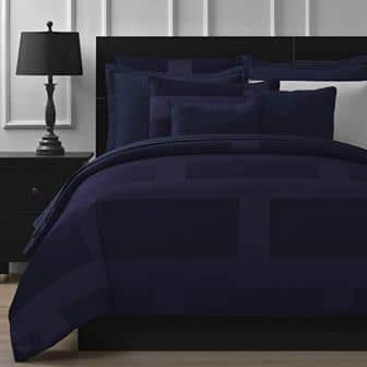 Jacquard Microfiber Queen 8-piece Comforter Set