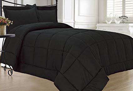 KingLinen Down Alternative Comforter Set