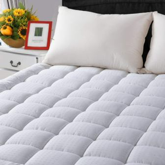 LEISURE TOWN King Cooling Mattress Pad