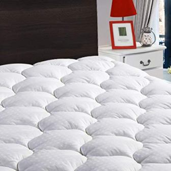 LEISURE TOWN King Mattress Pad Cover