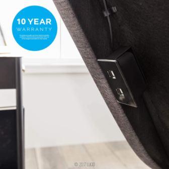 Lucid L300 Adjustable Bed Base Review