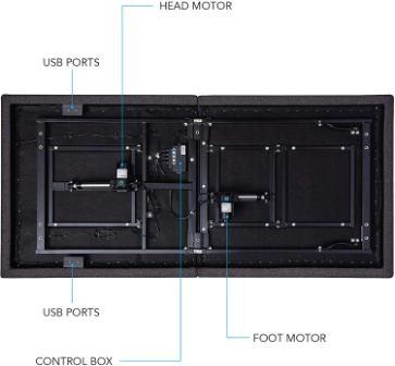 Lucid L300 Adjustable Bed Base - Review