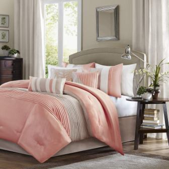 Madison Park Amherst Comforter Set (Queen)