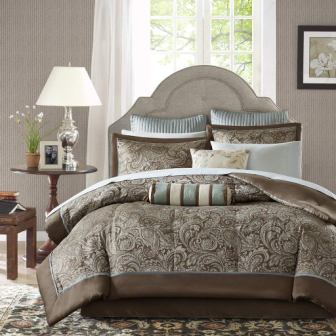 Madison Park Aubrey Comforter Set