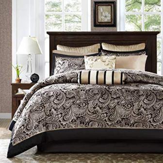 Madison Park Aubrey Queen Size Bed Comforter