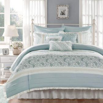 Madison Park Dawn Comforter Set (Queen)