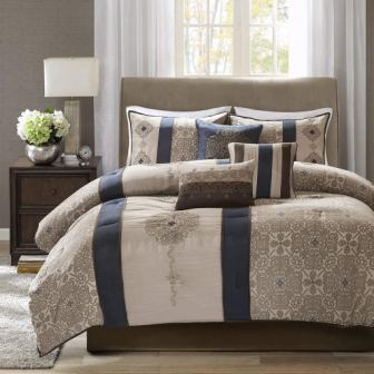 Madison Park Donovan Comforter Set (King)